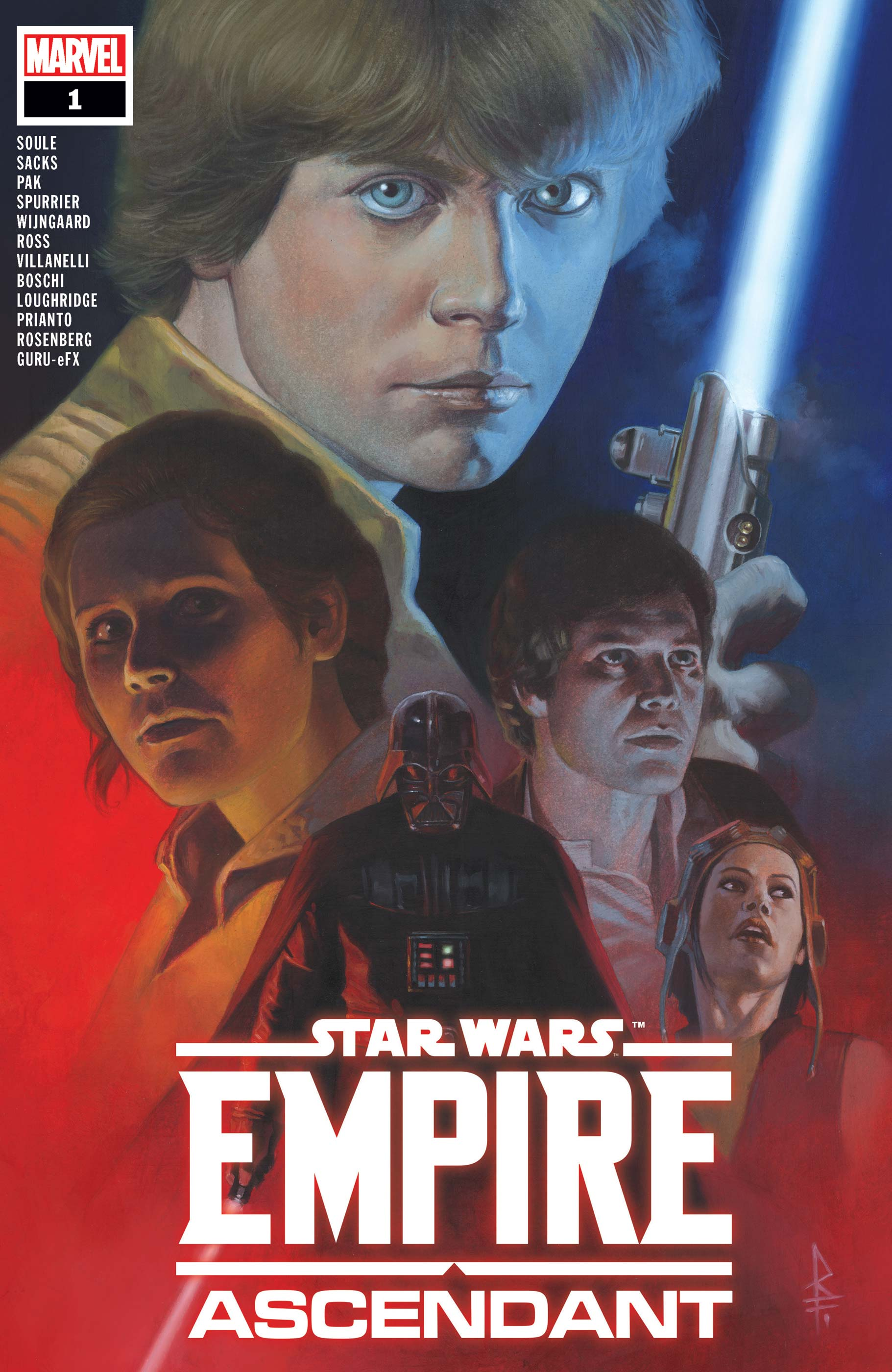 Star Wars: Empire Ascendant (2019) #1
