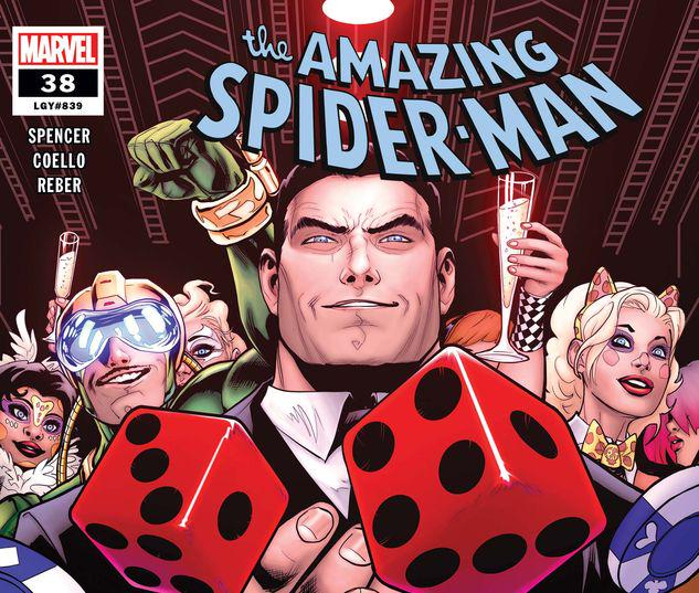 The Amazing Spider-Man #38