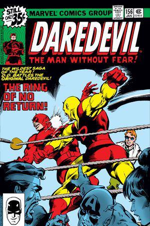 Daredevil #156