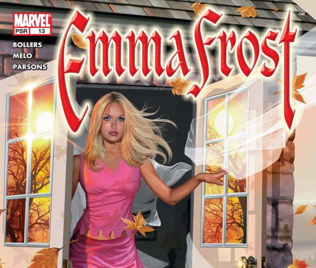 EMMA FROST (2003) #13