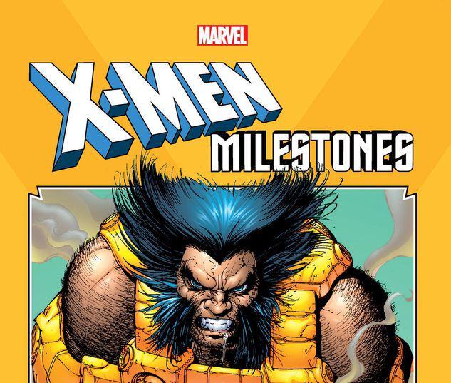 X-MEN MILESTONES: OPERATION ZERO TOLERANCE TPB #1