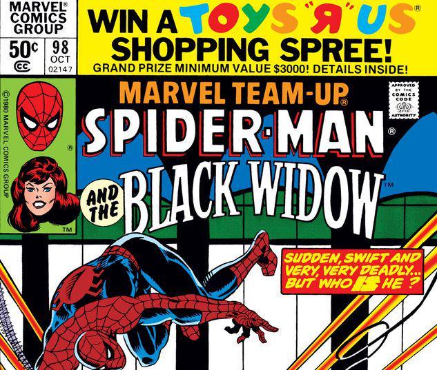 Marvel Team-Up #98