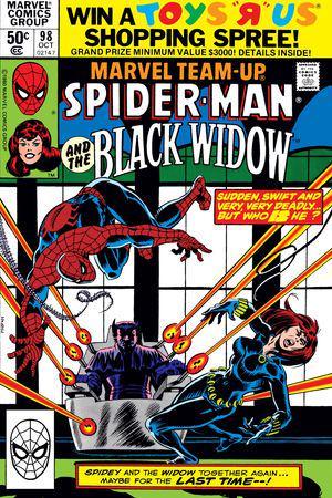 Marvel Team-Up (1972) #98