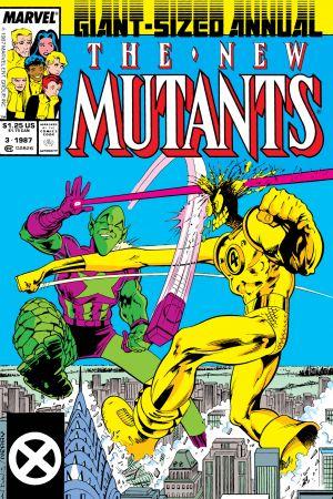 New Mutants Annual (1984) #3