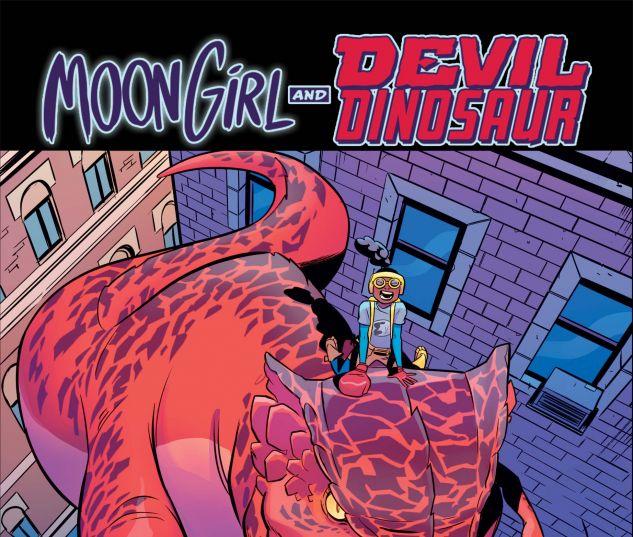 Moon Girl and Devil Dinosaur Infinite Comic (2019) #12