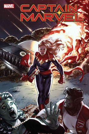 Captain Marvel (2019) #22 (Variant)