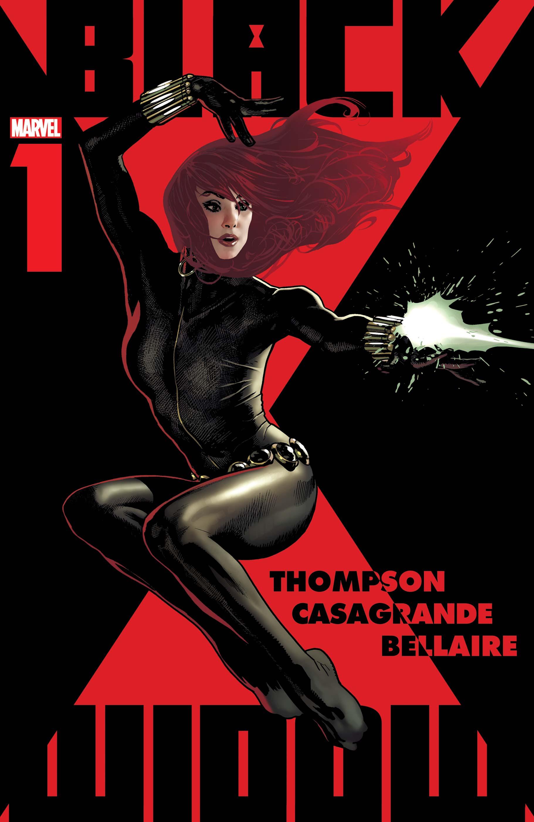 Black Widow (2020) #1