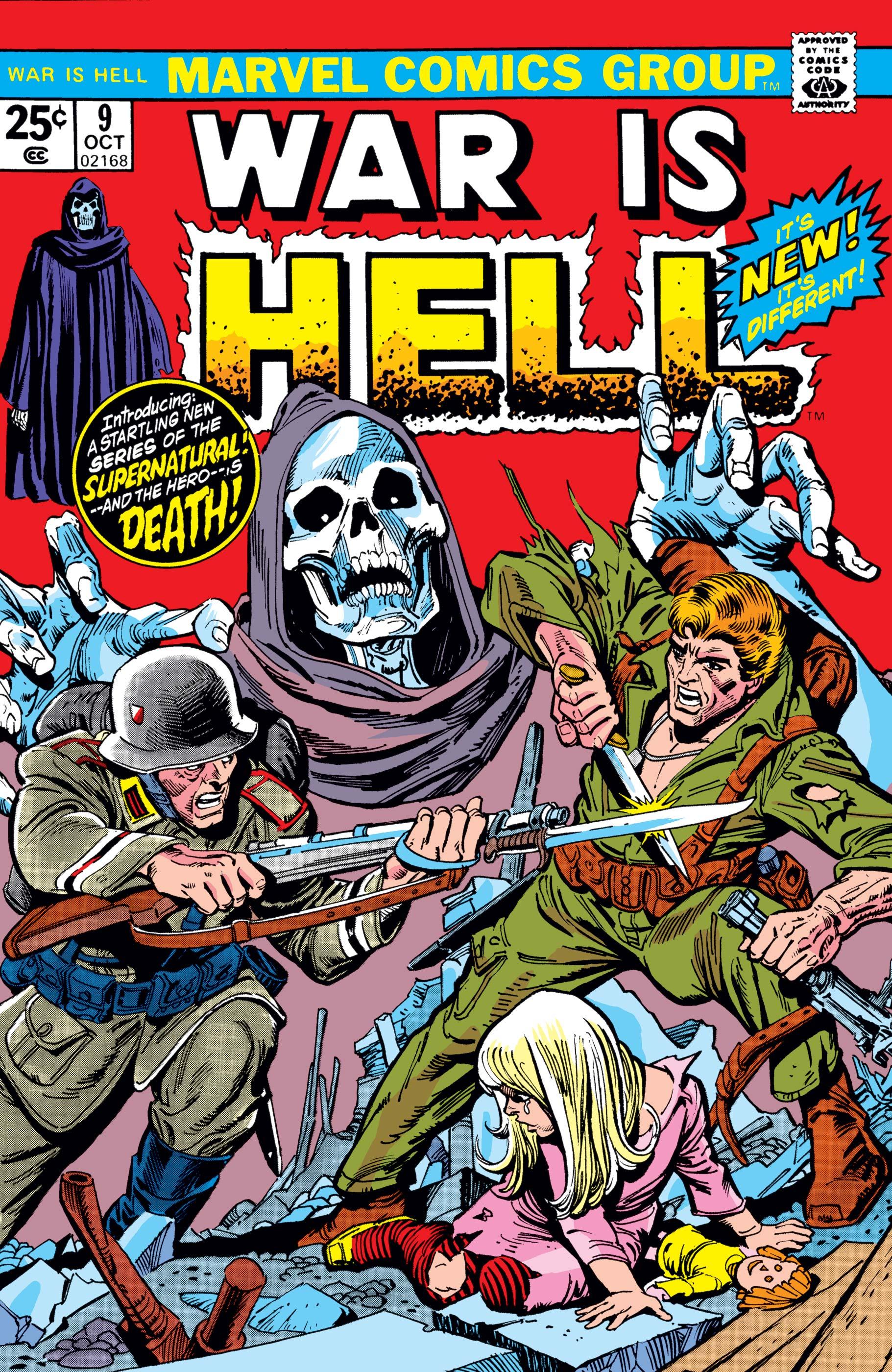 War Is Hell (1973) #9