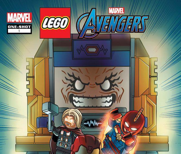 CUSTOM LEGO LIFE 2020 COMIC #0