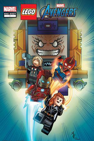 Marvel Lego Avengers Adventure