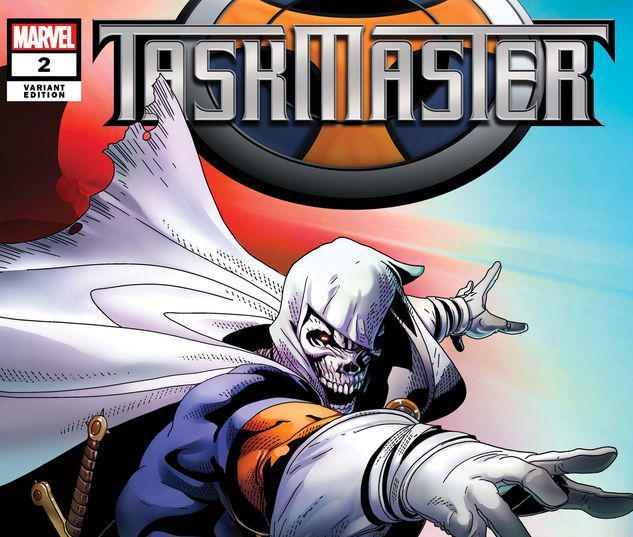 Taskmaster #2
