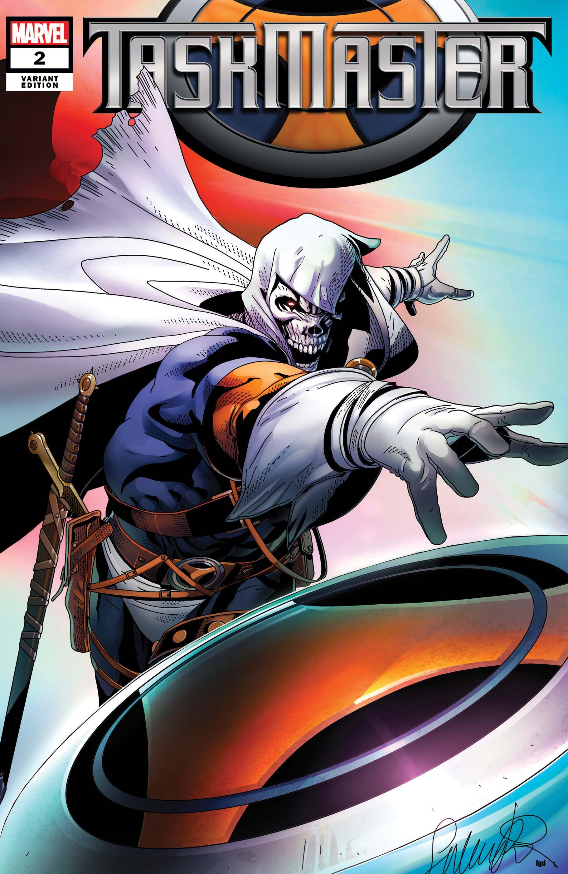 Taskmaster (2020) #2 (Variant)