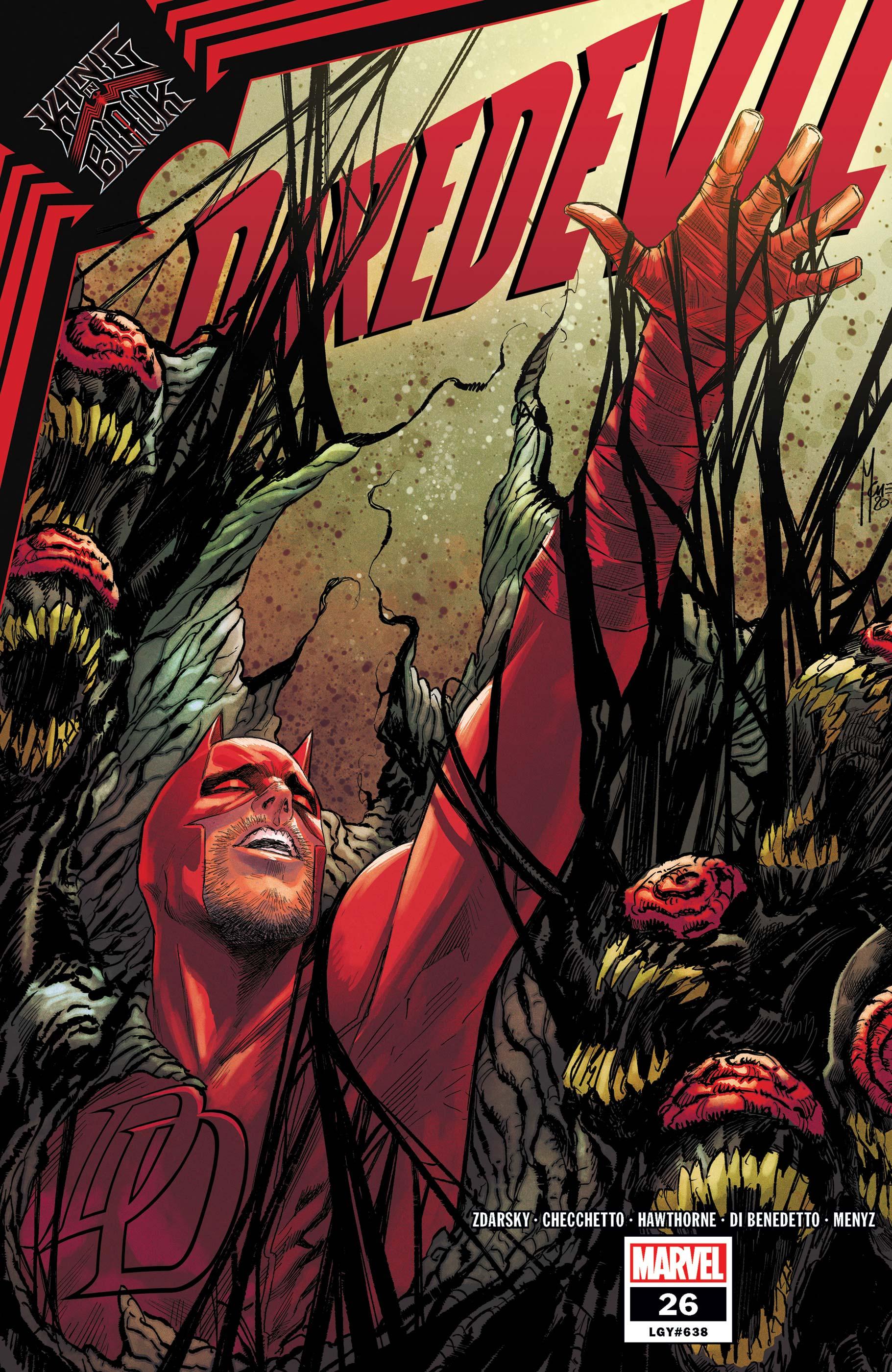 Daredevil (2019) #26
