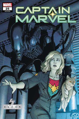 Captain Marvel (2019) #25 (Variant)