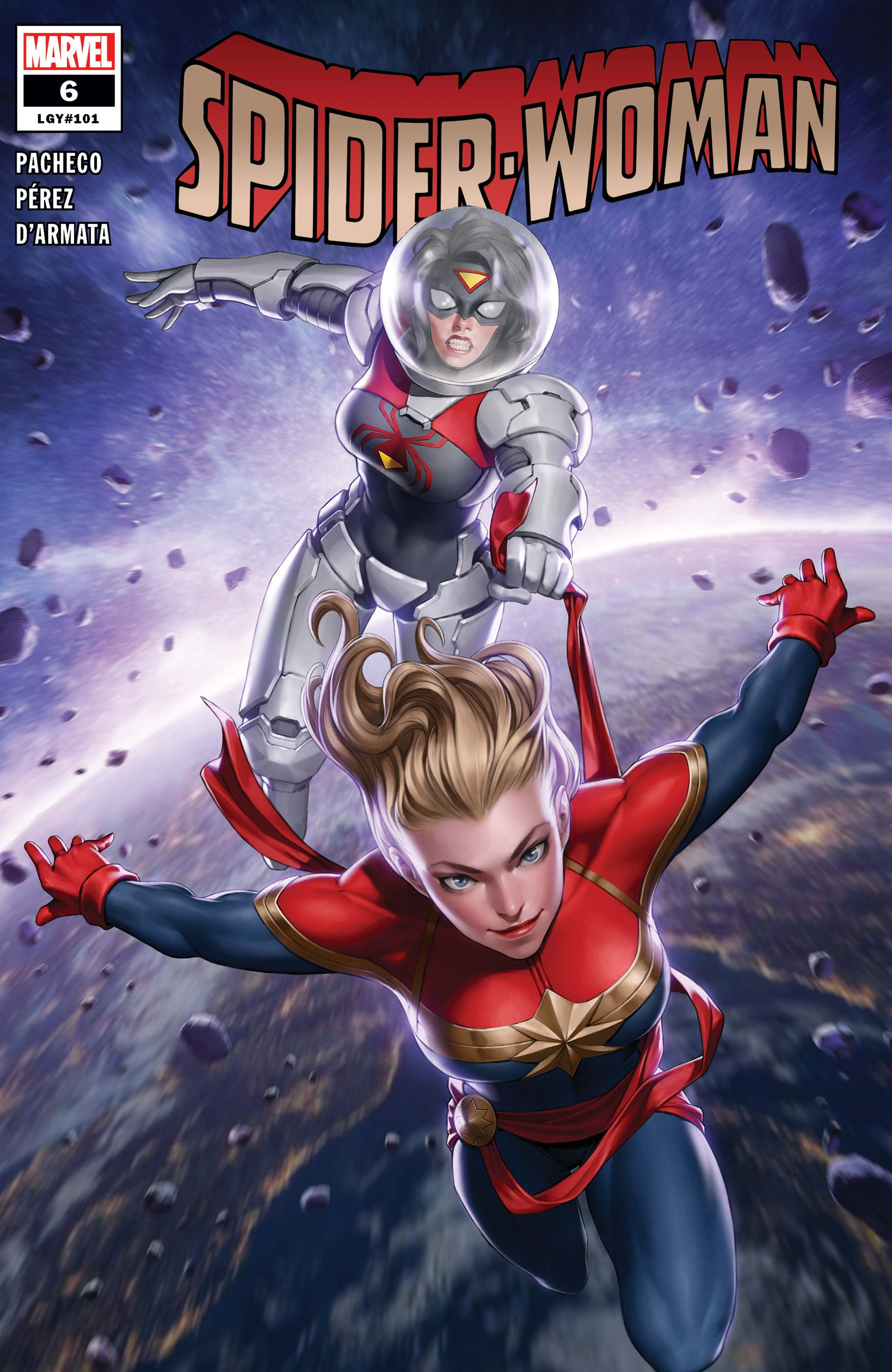 Spider-Woman (2020) #6