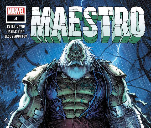 Maestro: War and Pax #3