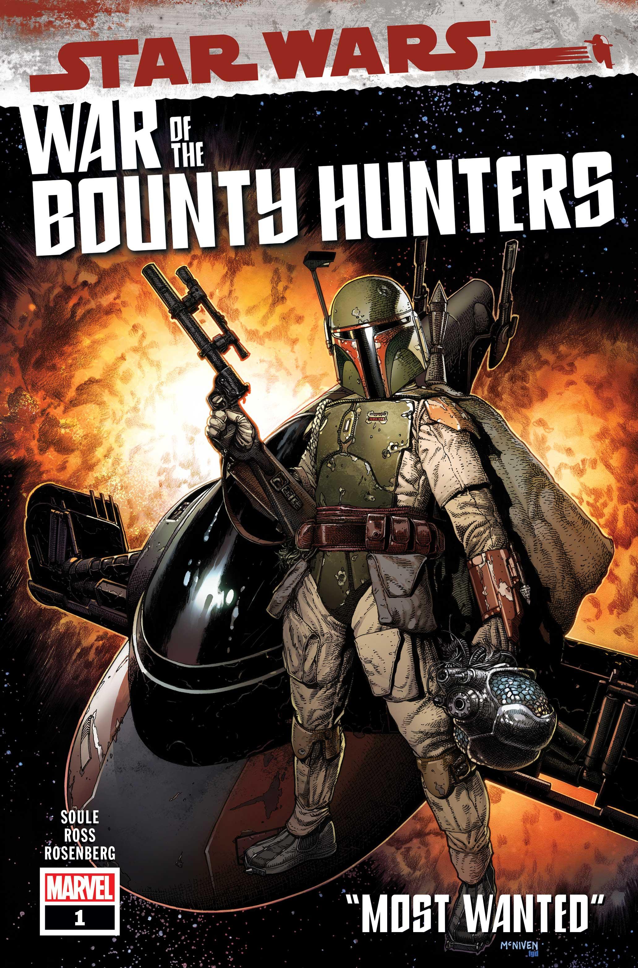 Star Wars: War Of The Bounty Hunters Alpha (2021) #1