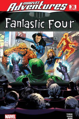 Marvel Adventures Fantastic Four #36