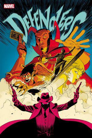 Defenders (2021) #1 (Variant)