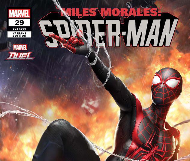 Miles Morales: Spider-Man #29