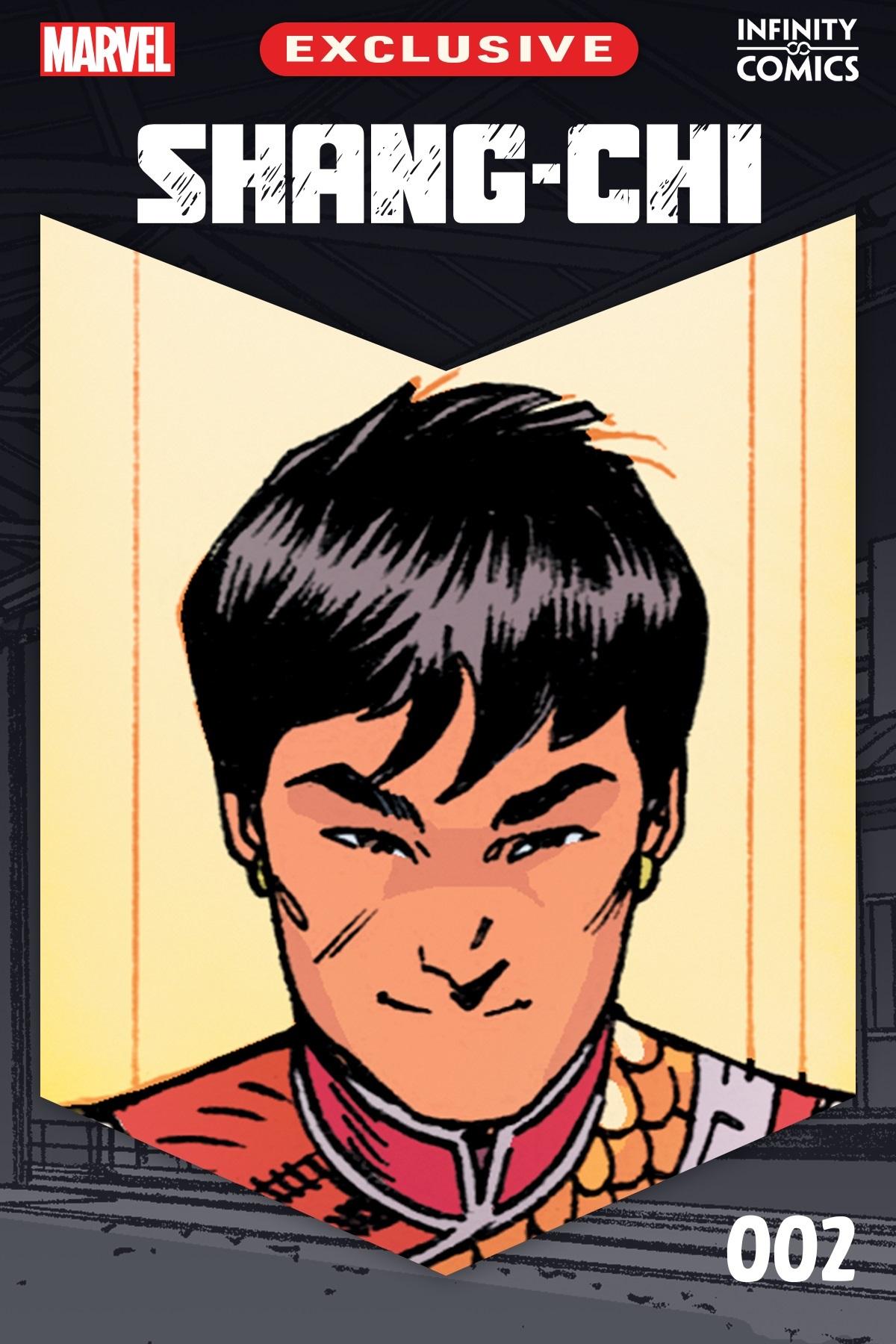 Shang-Chi Infinity Comic (2021) #2