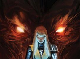 X-Men: Hellbound #1 cover by Marko Djurdjevic