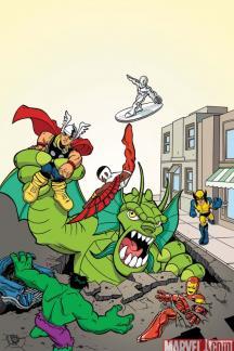 Marvel Super Hero Squad #3