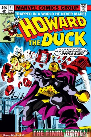 Howard the Duck (1976) #31