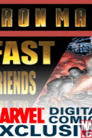 Iron Man: Fast Friends #2