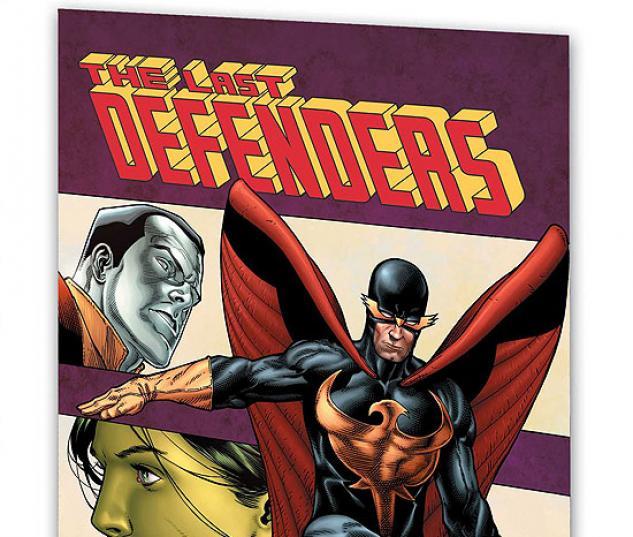 THE LAST DEFENDERS #1