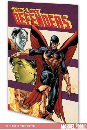 The Last Defenders (Trade Paperback)