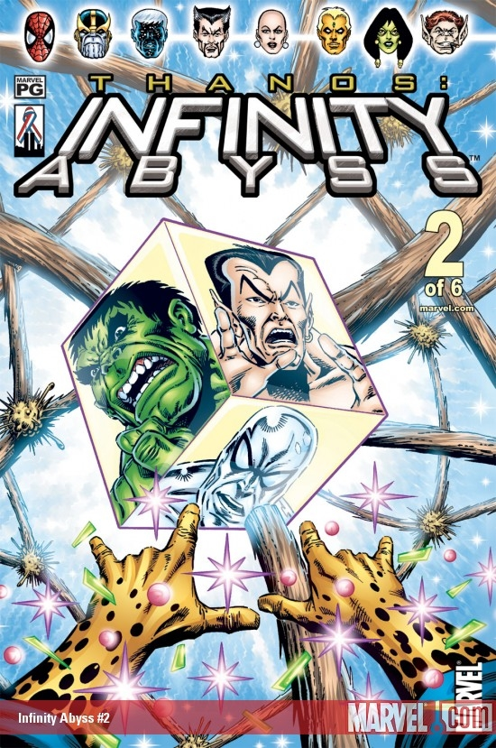 Infinity Abyss (2002) #2