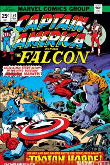Captain America #194