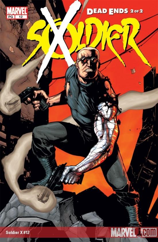 Soldier X (2002) #12