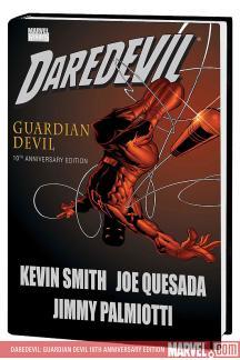 Daredevil: Guardian Devil 10th Anniversary Edition (Hardcover)