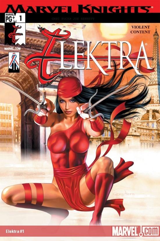 Elektra (2001) #1