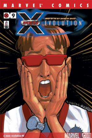 X-Men: Evolution #9