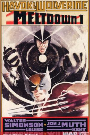 Wolverine Legends Vol. 2: Meltdown (2003)