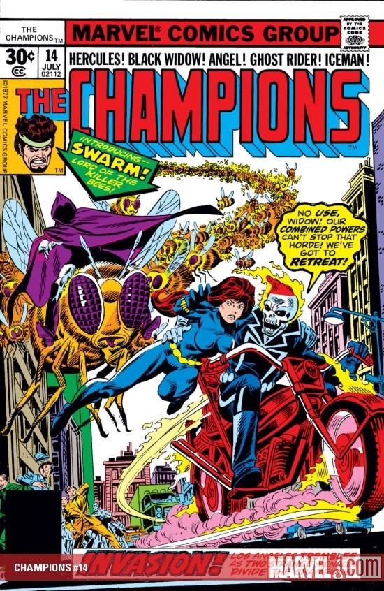 Champions (1975) #14