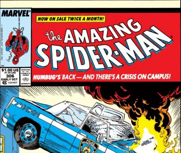 AMAZING SPIDER-MAN #306