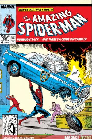 The Amazing Spider-Man #306