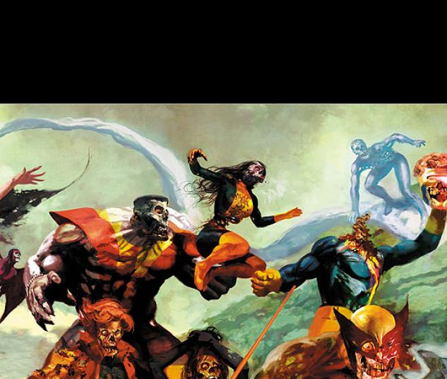 MARVEL ZOMBIES: DEAD DAYS HC #0