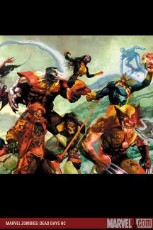 Marvel Zombies: Dead Days (Hardcover)
