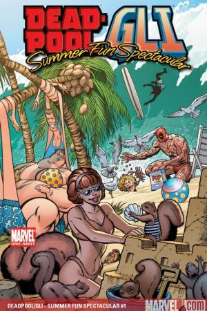 Deadpool/Gli - Summer Fun Spectacular (2007) #1