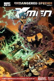 X-Men: Endangered Species Back-Up Story (2007) #4