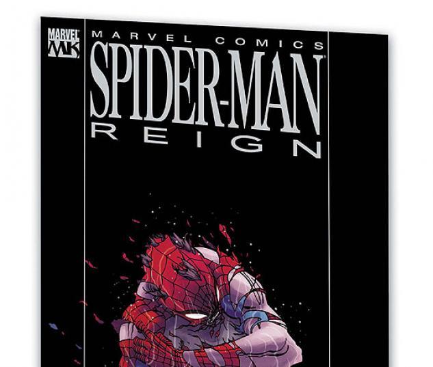 SPIDER-MAN: REIGN #0