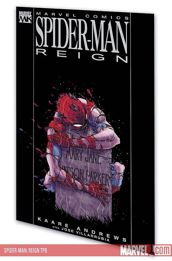 Spider-Man: Reign (Trade Paperback)