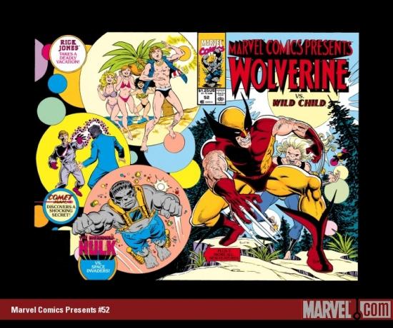 Marvel Comics Presents (1988) #52