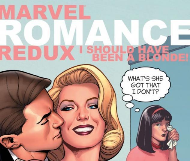 MARVEL ROMANCE REDUX #4