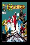 EXCALIBUR #1 COVER